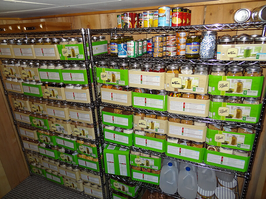 Secrets of Long-term Food Storage